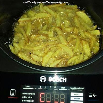Frites au multicuiseur
