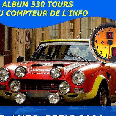 ALBUM  330 TOURS AU COMPTEUR DE L'INFO