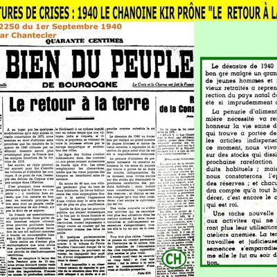 AUXONNE 1919-2020 : ÉLECTIONS MUNICIPALES ET PANDÉMIES VIRALES (4) - du 23 mars  2020 (J+4114 après le vote négatif fondateur)