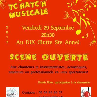TCHATCH' MUSICALE
