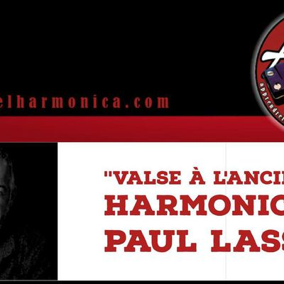 ''Valse à l'ancienne'' - Harmonica C - Paul Lassey