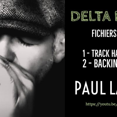 Delta Blues - Paul Lassey - Harmonica G