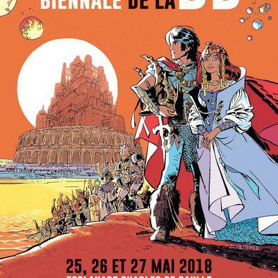 Festival BD de Nîmes 2018