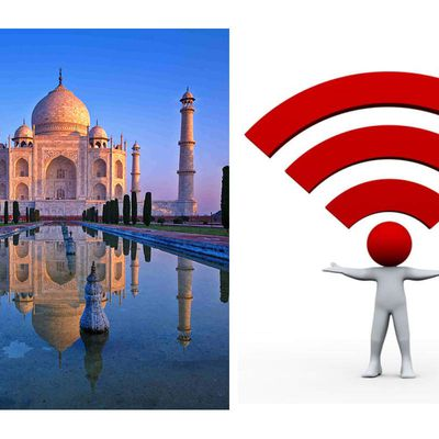 Innovation high-tech : En Inde, le Wi-Fi gratuit pour 30 millions d'habitants