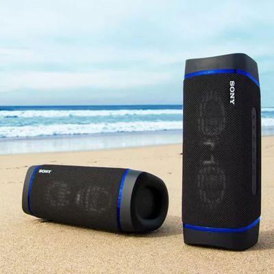 Innovation high-tech : Nouvelles enceintes connectées sans fils EXTRA BASS Sony