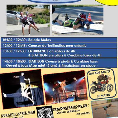 Etrell'rollers - dimanche 15 septembre 2019