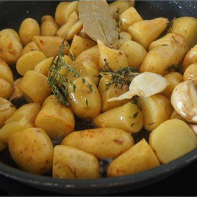 Du potager à l'assiette...