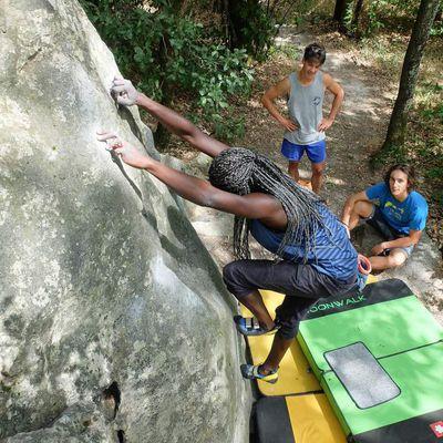 Où grimper lorsqu'il fait chaud dans la Drôme ?