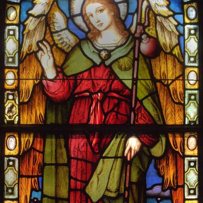 St Raphaël : le protecteur des désespérés / 22 Octobre: Ste Elodie / 23 Octobre: St Jacques / COMMUNION ET VIE...