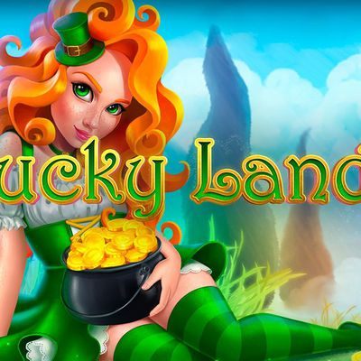 Lucky Lands, une superbe machine à sous mobile signée Endorphina