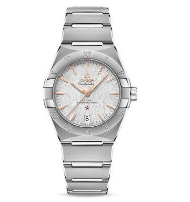 Replica Omega Constellation 36mm Ladies Watch 131.10.36.20.06.001