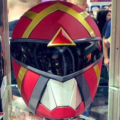 San Diego Comic Con 2019: Red Omega Ranger