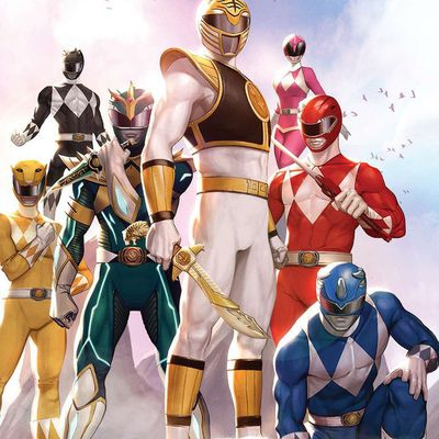 Mighty Morphin Power Rangers: Unlimited Power