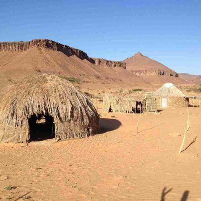 Mauritanie... l'Afrique !!!
