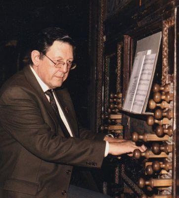 Concert à la mémoire d'André Isoir