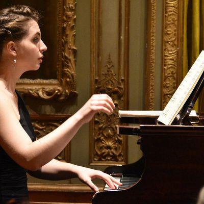 Récital de piano à Avon
