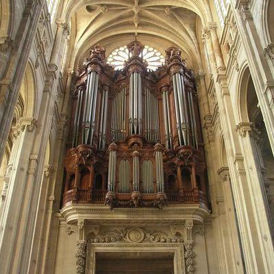 Présentation de l'orgue de Saint-Eustache en vidéo