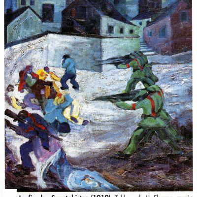 Questions de classe - un  article sur l'assassinat de Rosa Luxemburg et Karl Liebknecht.