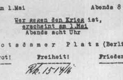 « Fragments pour une histoire de l'Internationale et de la social-démocratie allemande ». Rosa Luxemburg. (extraits)