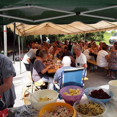 BARBECUE AOUT 2017