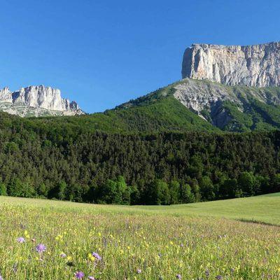 Tour Du Mont Aiguille