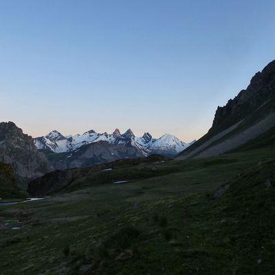 2 Jours dans les Cerces : J2 Montée au Lac Blanc