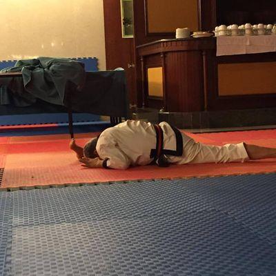 Stretching ou le rapport à soi