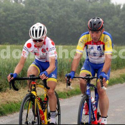 Dimanche 25 novembre - Gauchin Verloingt - Cyclocross et VTT FSGT - 2 victoires pour Loris - Marco 5ème