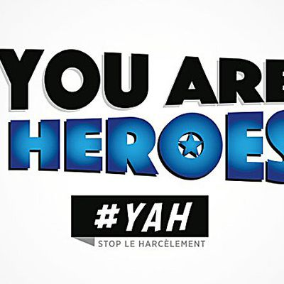 You Are Heroes