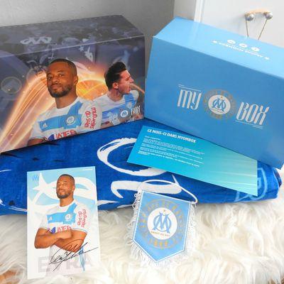 La box MyOMbox de Juillet