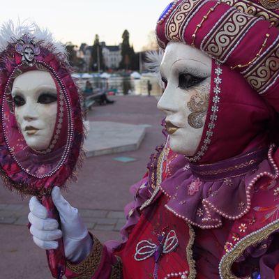 le carnaval d'Annecy