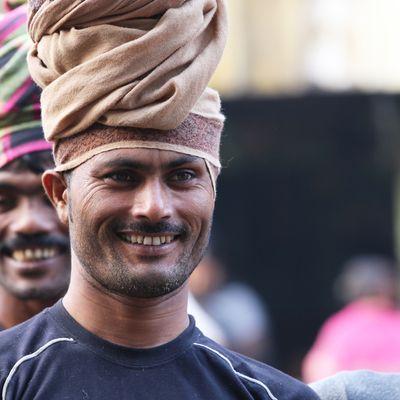 De quelques hommes forts : Inde - West Bengal - Kolkata