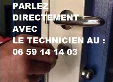SERRURIER OUVERT DIMANCHE PARIS