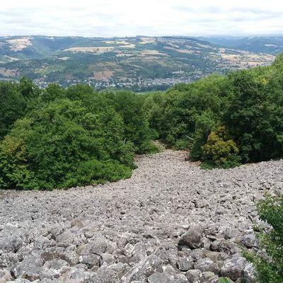 Le Clapas de Thubiès en Aveyron