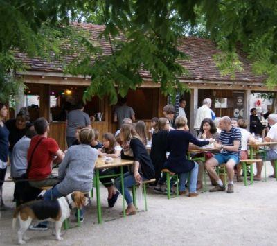 La banda Passifort - Répétition public le 3 septembre à la guinguette de Chaignay