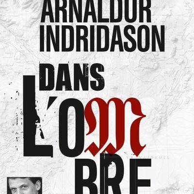 Dans l'Ombre, Arnaldur Indridason, trilogie de sombres, tome 1
