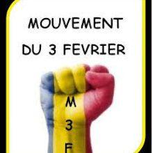 LE M3F DÉNONCE L'ARRESTATION DES LEADERS DE L'OPPOSITION TCHADIENNE EN FRANCE.