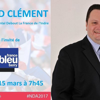 """L'Invité de France Bleu Berry"" du 15 mars 2017"