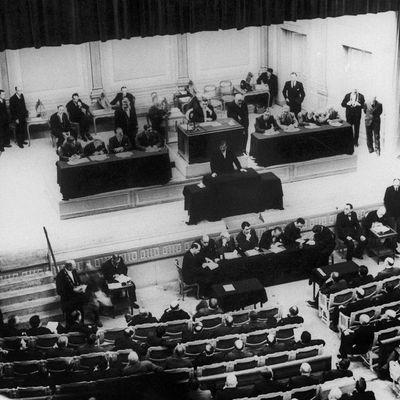 10 juillet 1940 : 80ème Anniversaire du Vote des Quatre-Vingts à Vichy