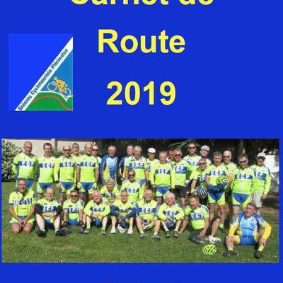 Carnet de Route 2019.