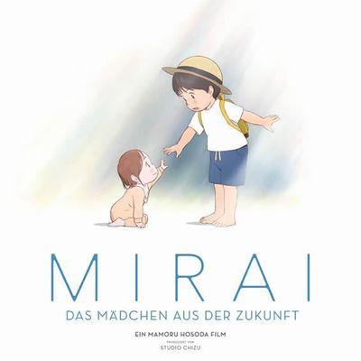 Ciné-Manga : Miraï, ma petite soeur