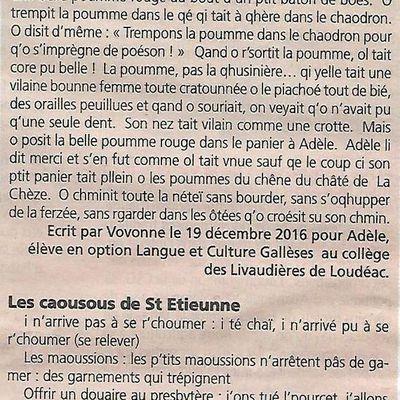 La Virée d'Adèle Blanchette; partie 8