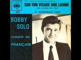 medley d'Elvis Presley par Bobby Solo