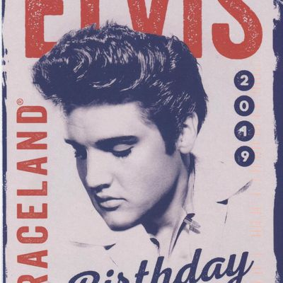 elvis birthday célébration 2019