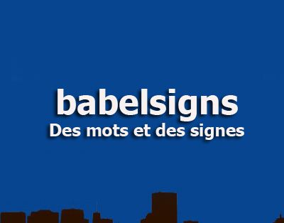 Babelsigns Traductions