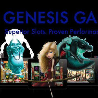 Mysterious Gems, la dernière machine à sous du développeur Genesis gaming