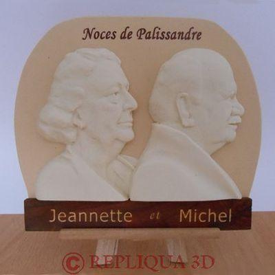 Repliqua 3D: sculpture, modélisation, numérisation 3D - références