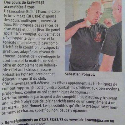 Est Republicain - 06/10/2017 - Rentrée saison 2017-2018