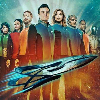 The Orville (critique de Badelaar)