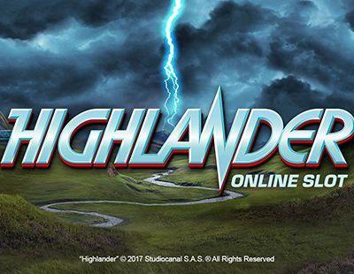 Christophe Lambert et Highlander bientôt dans une machine à sous en ligne
